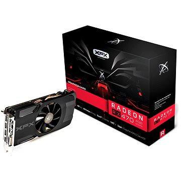 XFX Radeon RX 470 4GB Single Fan Triple X (RX-470P4SFD5)