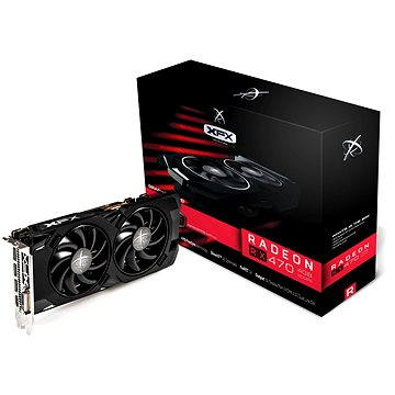 XFX Radeon RX 470 4GB RS Black Edition (RX-470P4LDB6) + ZDARMA Hra pro PC HITMAN: THE COMPLETE FIRST SEASON