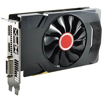 XFX Radeon RX 560 4GB Core Edition True OC Single Fan (RX-560P4SFG5) + ZDARMA Hra pro PC Quake Champions Pack
