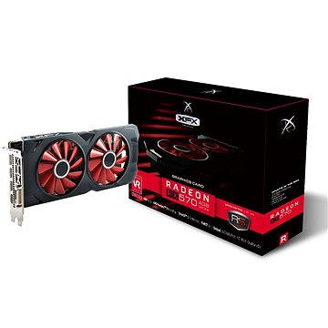 XFX RS Radeon RX 570 4GB Black Edition (RX-570P4DFD6)
