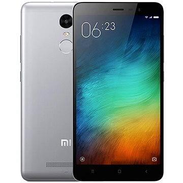 Xiaomi Redmi Note 3 16GB šedý (472228) + ZDARMA Album MP3 Zimní playlist 2017 Digitální předplatné Týden - roční