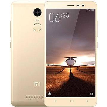 Xiaomi Redmi Note 3 16GB zlatý (472230)