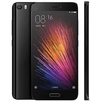 Xiaomi Mi5 32GB Black (472429) + ZDARMA Elektronická licence ESET Mobile Security na 6 měsíců (elektronická licence)