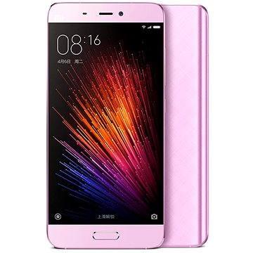 Xiaomi Mi5 32GB Pink (472556) + ZDARMA Poukaz Elektronický darčekový poukaz Alza.sk v hodnote 19 EUR, platnosť do 28/2/2017 Poukaz Elektronický dárkový poukaz Alza.cz v hodnotě 500 Kč, platnost do 28/2/2017