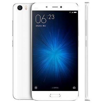Xiaomi Mi5 32GB White (472543) + ZDARMA Poukaz Elektronický darčekový poukaz Alza.sk v hodnote 19 EUR, platnosť do 28/2/2017 Poukaz Elektronický dárkový poukaz Alza.cz v hodnotě 500 Kč, platnost do 28/2/2017