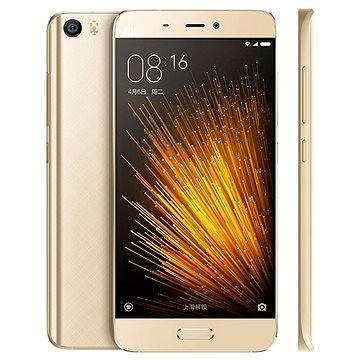 Xiaomi Mi5 64GB Gold (472430) + ZDARMA Elektronická licence ESET Mobile Security na 6 měsíců (elektronická licence)