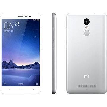Xiaomi Redmi Note 3 PRO 16GB stříbrný (472266) + ZDARMA Poukaz Elektronický darčekový poukaz Alza.sk v hodnote 19 EUR, platnosť do 28/2/2017 Poukaz Elektronický dárkový poukaz Alza.cz v hodnotě 500 Kč, platnost do 28/2/2017