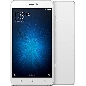 Xiaomi Mi4S 64GB bílý (472280) + ZDARMA Poukaz Elektronický darčekový poukaz Alza.sk v hodnote 19 EUR, platnosť do 28/2/2017 Poukaz Elektronický dárkový poukaz Alza.cz v hodnotě 500 Kč, platnost do 28/2/2017