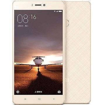 Xiaomi Mi4S 64GB zlatý (472281) + ZDARMA Poukaz Elektronický darčekový poukaz Alza.sk v hodnote 19 EUR, platnosť do 28/2/2017 Poukaz Elektronický dárkový poukaz Alza.cz v hodnotě 500 Kč, platnost do 28/2/2017