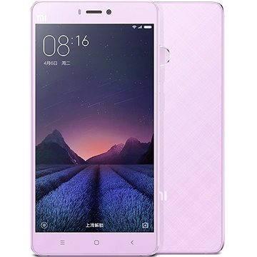 Xiaomi Mi4S 64GB růžový (472282) + ZDARMA Elektronická licence ESET Mobile Security na 6 měsíců (elektronická licence)