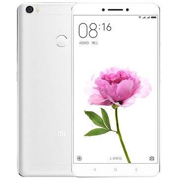 Xiaomi Mi Max 16GB Silver (472422) + ZDARMA Album MP3 Zimní playlist 2017 Digitální předplatné Týden - roční