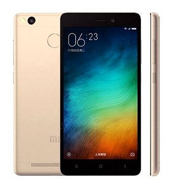 Xiaomi Redmi 3S LTE 16GB Gold (472551)