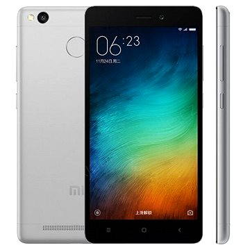 Xiaomi Redmi 3S LTE 32GB Grey + ZDARMA Digitální předplatné Interview - SK - Roční od ALZY Digitální předplatné Týden - roční