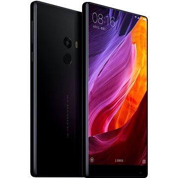 Xiaomi Mi Mix 128GB Black (472601) + ZDARMA Nabíječka Xiaomi AC adaptér telefonu black Digitální předplatné Týden - roční