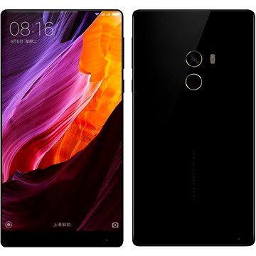 Xiaomi Mi Mix 256GB Black (472602) + ZDARMA Nabíječka Xiaomi AC adaptér telefonu black Digitální předplatné Týden - roční