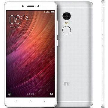 Xiaomi Redmi Note 4 16GB Silver (472565) + ZDARMA Poukaz Elektronický darčekový poukaz Alza.sk v hodnote 19 EUR, platnosť do 28/2/2017 Poukaz Elektronický dárkový poukaz Alza.cz v hodnotě 500 Kč, platnost do 28/2/2017