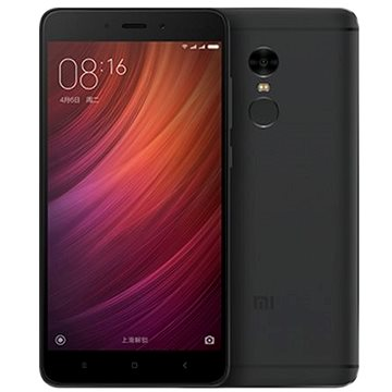 Xiaomi Redmi Note 4 LTE 64GB Black (PH3422)