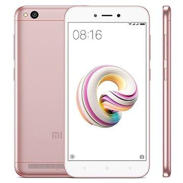 Xiaomi Redmi Note 5A LTE Rose Gold (PH3719) + ZDARMA Digitální předplatné PC Revue - Roční předplatné - ZDARMA