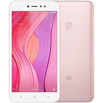 Xiaomi Redmi Note 5A Prime LTE 32GB Rose Gold (PH3720) + ZDARMA Digitální předplatné PC Revue - Roční předplatné - ZDARMA