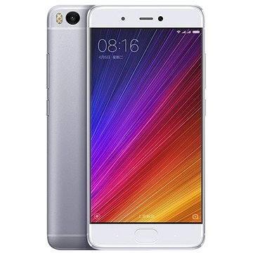Xiaomi Mi5s Silver 64GB (472604) + ZDARMA Nabíječka Xiaomi AC adaptér telefonu black