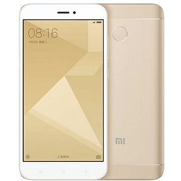 Xiaomi Redmi 4X LTE 32GB Gold ()