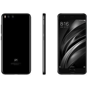 Xiaomi Mi6 Black + ZDARMA Digitální předplatné Týden - roční