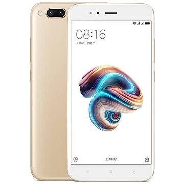 Xiaomi Mi A1 LTE 64GB Gold + ZDARMA Digitální předplatné Interview - SK - Roční od ALZY