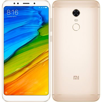 Xiaomi Redmi 5 Plus 32GB LTE Gold (PH3770 )