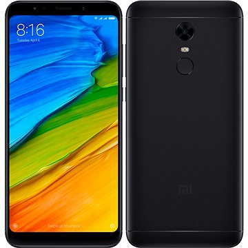 Xiaomi Redmi 5 Plus 64GB LTE Black (PH3774 )