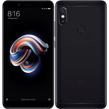 Xiaomi Redmi Note 5 LTE 64 GB Black (18139)