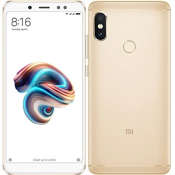 Xiaomi Redmi Note 5 LTE 64 GB Gold (18137)