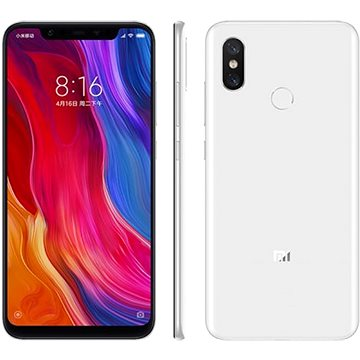 Xiaomi Mi 8 128GB LTE Bílý (20653)