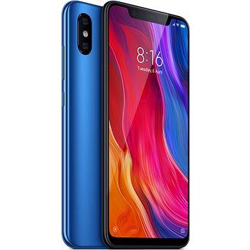 Xiaomi Mi 8 128GB LTE Modrý (19489)