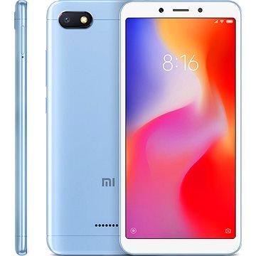 Xiaomi Redmi 6A 32GB LTE Modrý (18991)
