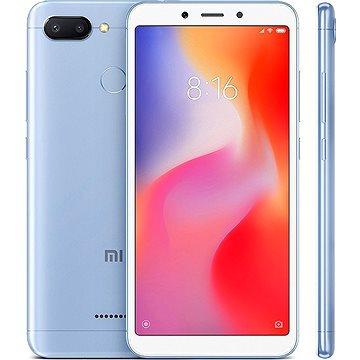 Xiaomi Redmi 6 32GB LTE Modrý (18985)