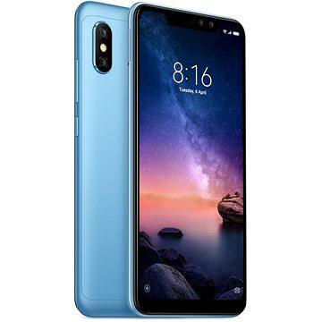 Xiaomi Redmi Note 6 Pro LTE 64GB modrá (20338)