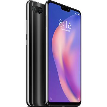 Xiaomi Mi 8 Lite 64GB LTE černá (20860)