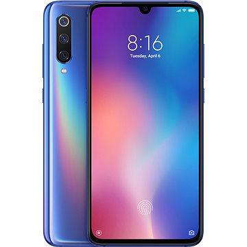 Xiaomi Mi 9 LTE 128GB modrá (22595)