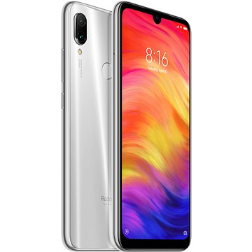 Xiaomi Redmi Note 7 LTE 64GB bílá (24615)