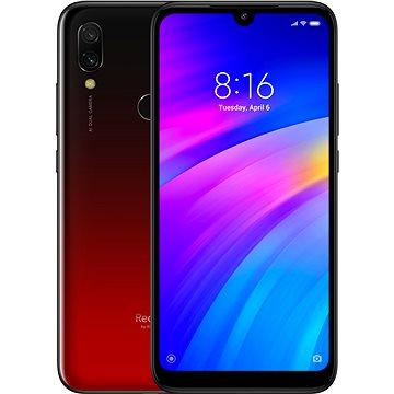 Xiaomi Redmi 7 LTE 64GB červená (22375)