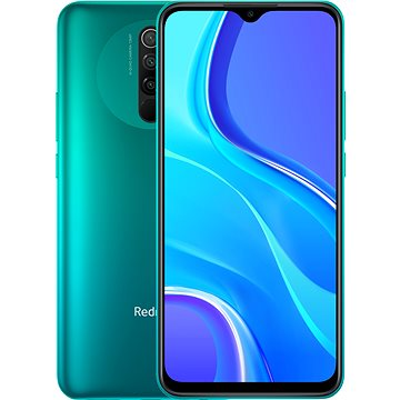 Xiaomi Redmi 9 32GB zelená (28424)