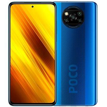 Xiaomi POCO X3 64GB modrá (29596)