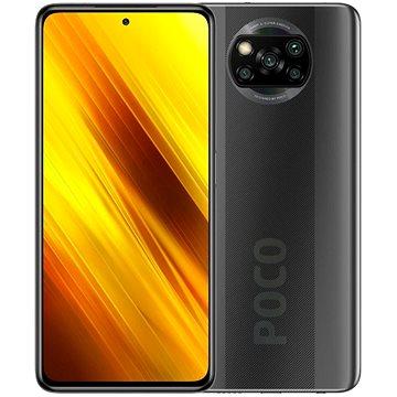 Xiaomi POCO X3 64GB šedá (29593)