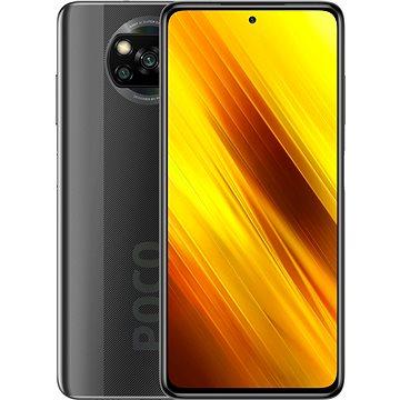 Xiaomi POCO X3 128GB šedá (29594)