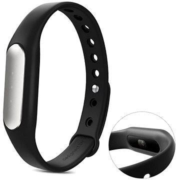 Fitness náramek Xiaomi MiBand 1S černý (472238)