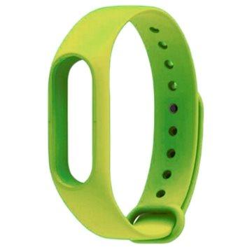 Apei Mi Band 2 náramek světle zelený (X1004)