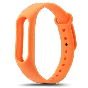 Apei Mi Band 2 náramek oranžový (X1005)