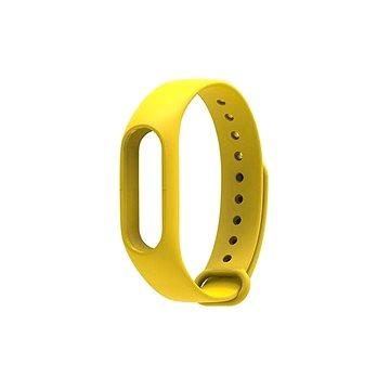 Apei Mi Band 2 náramek žlutý (X1010)