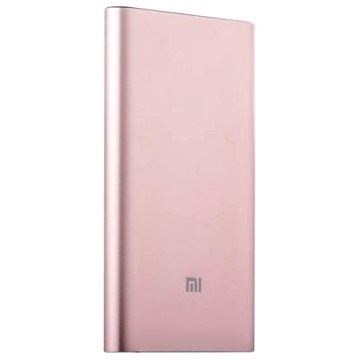 Xiaomi Power Bank 10000 mAh PRO Quick Charge Pink (472972)