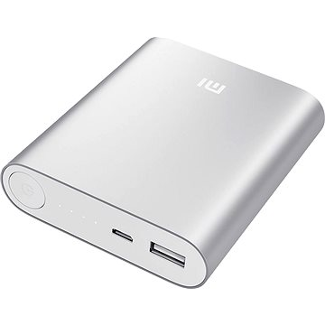 Xiaomi Power Bank 10400 mAh Silver (NDY-02-AD)